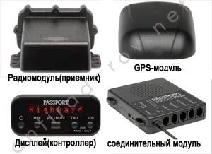 Escort 8500ci Plus международная версия