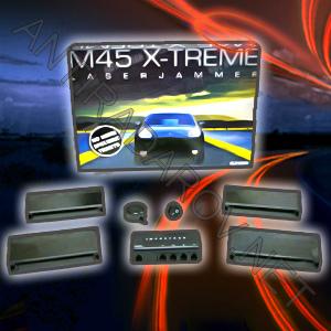 Blinder M45 X-Treme Laser Jammer