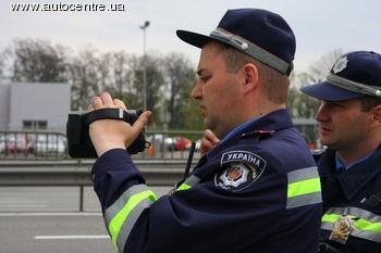 Месторасположение патрулей ГАИ