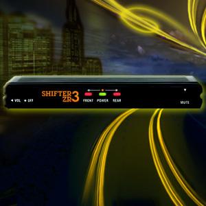 Escort Shifter ZR3
