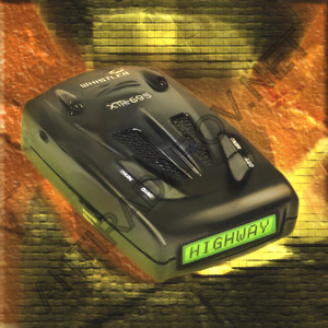 Whistler XTR-695