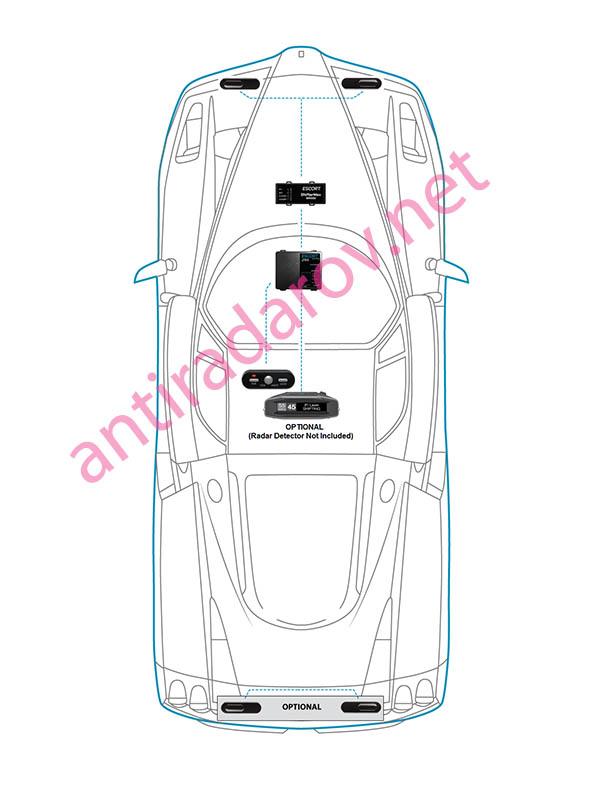 Схема установки ZR5